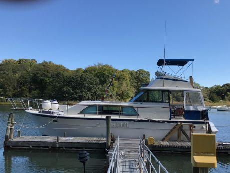 1975 Hatteras 43 Motor Yacht