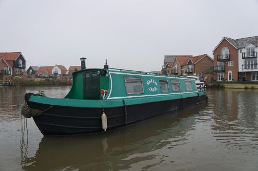 1980 Dobbson Narrow Boat