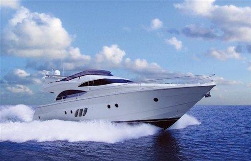 2007 Dominator Yachts DOMINATOR 62 S