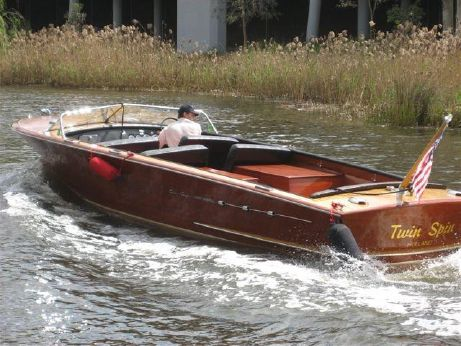 1956 Chris Craft 26 Continental