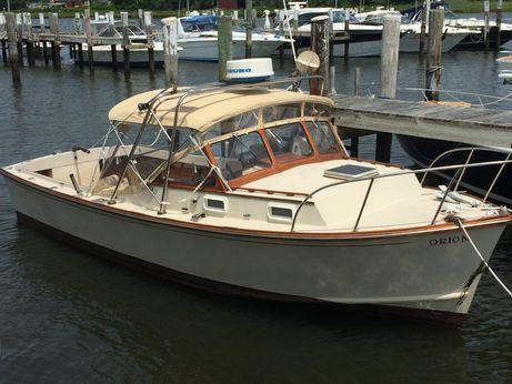 1981 Fortier 26 Cruiser