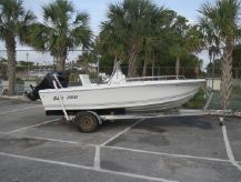 2008 Sea Pro 176 Center Console