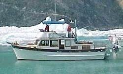 1976 Ocean Double Cabin Trawler