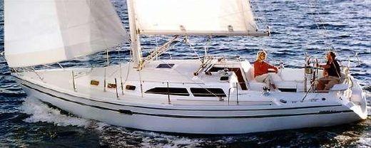 2000 Catalina 34 MkII