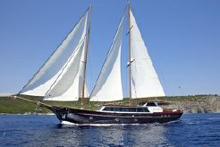 2010 Traditional Greek Motor Sailing Schooner