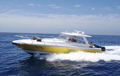 2007 Intrepid 475 Sport Yacht