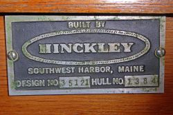 photo of  Hinckley Pilot 35 Sloop