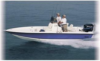 2001 Mako 2100 Bayshark