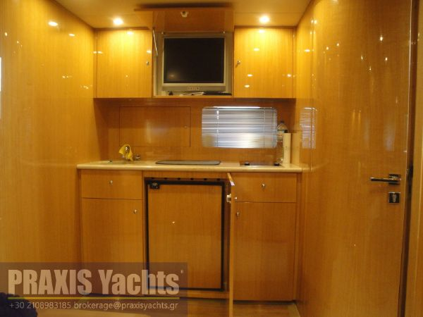 Used Motor Yachts for Sale Built From 2001 to 2005 - SYS Yacht Sales