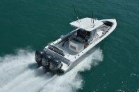 2016 Blackwater Open Sportfish Forward Seating