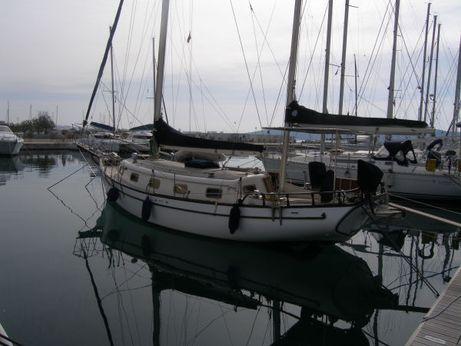 1978 Tnoan Yacht Taiwan Clipper 36