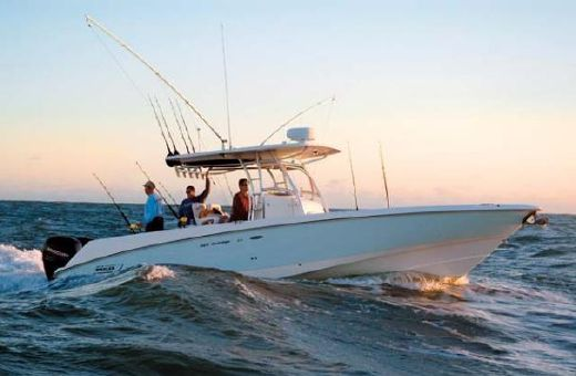 2007 Boston Whaler 320 Outrage