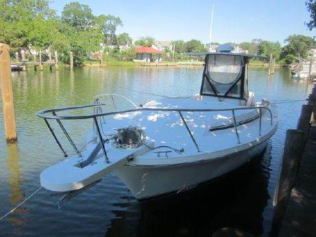 1990 Blackfin 27 Fisherman