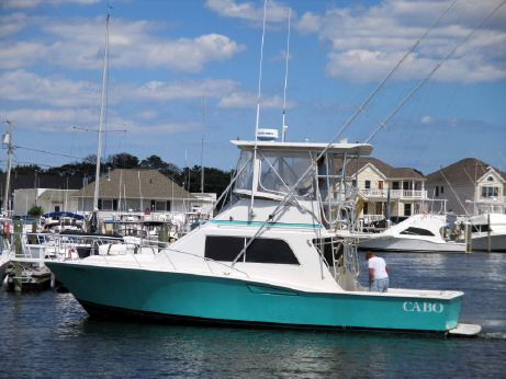 1994 Cabo Yachts 35 Flybridge Sportfisher