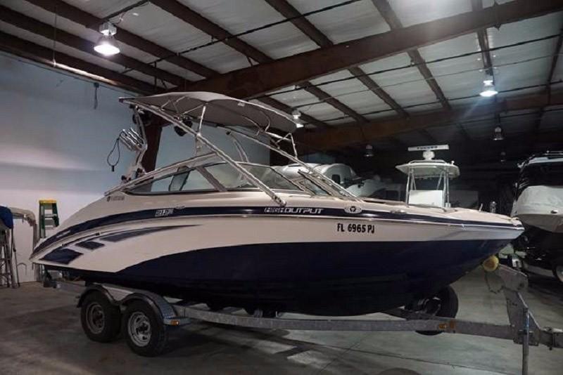 2012 yamaha 212x power boat for sale for Yamaha dealer tampa