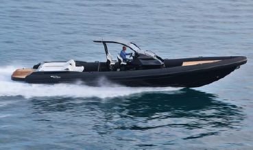 thumbnail photo 1: 2019 Ribco VENOM 44 TENDER STERNDRIVES