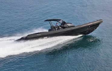 thumbnail photo 2: 2019 Ribco VENOM 44 TENDER STERNDRIVES