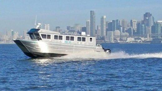 2015 Armstrong Marine 39' Catamaran