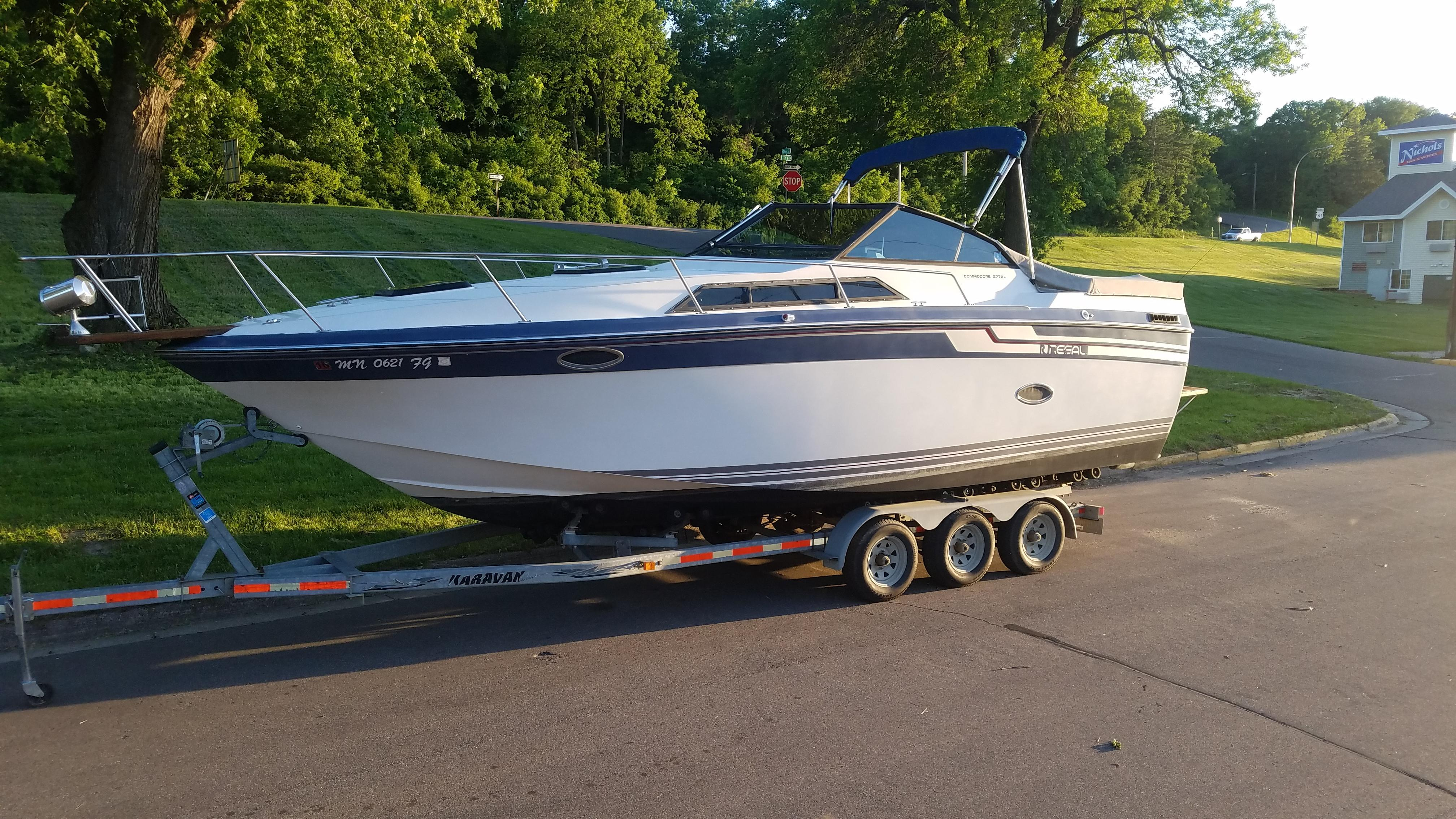 Insurance Brokers Of Mn >> 1987 Regal 277 XL Commodore Power Boat For Sale - www.yachtworld.com