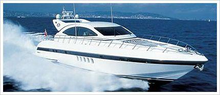 2000 Overmarine Mangusta 72