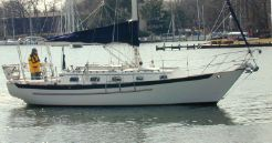 1990 Pacific Seacraft - - Crealock design
