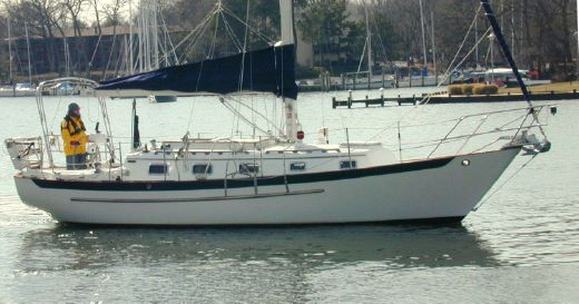 1990 Pacific Seacraft - - Crealock design