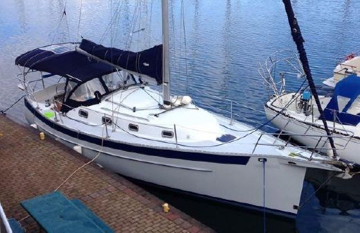 1997 Seaward Eagle 32
