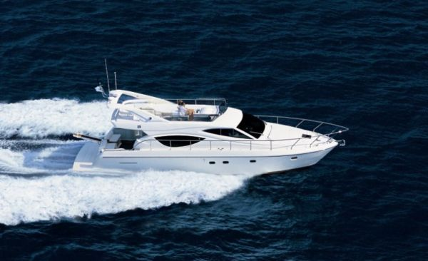 Ferretti 500 Elite Type Motor. Terrific boat , very well maintained ...