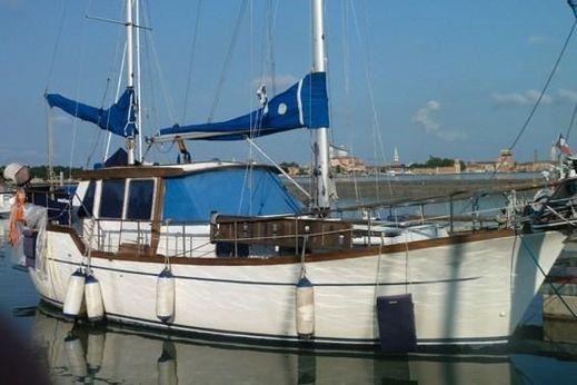 1990 Siltala Nauticat 33