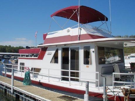 1989 Gibson 14 x 37 Houseboat
