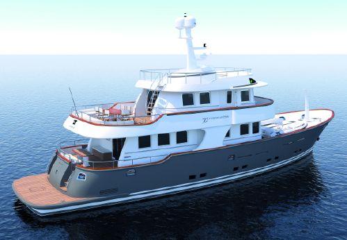 2018 Terranova Yachts T85