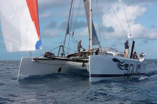 2017 Catamaran TS 42