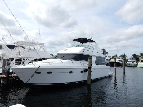 1999 Carver Voyager 530 Pilothouse