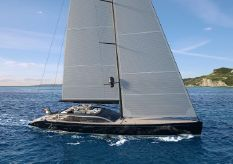 2019 Perini Navi 47m E-volution