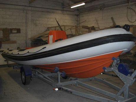 2010 Osm 650 RIB