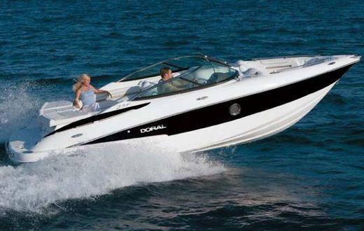 2008 Doral 235 Elite Bowrider