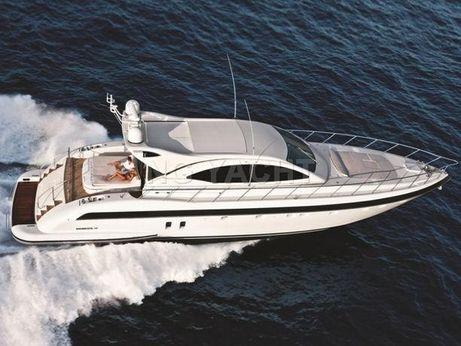 2004 Overmarine Mangusta 72
