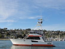 2000 Grizzly Yachts Custom Sportfisher (Cabo 50)