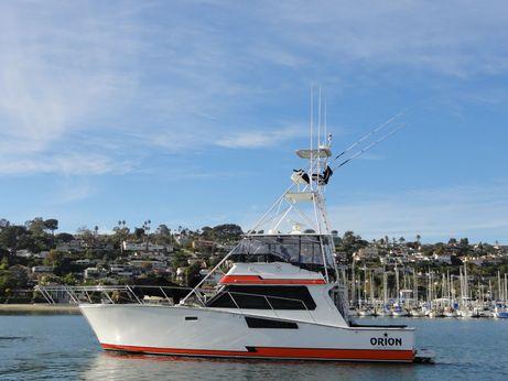 2000 Grizzly Yachts Custom Sportfisher (Cabo 50)