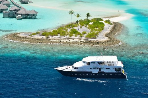 2005 Maldives Shipyard safari motor yacht