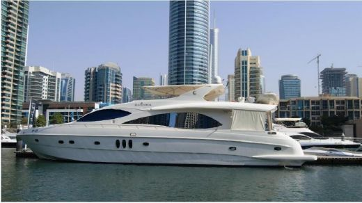 2011 Gulf Craft Majesty 88