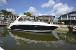 2008 Chaparral 350 Signature OceanX Drives