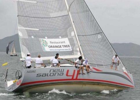 2011 Salona 41 IBC