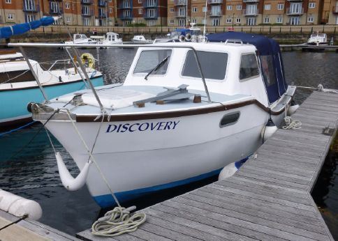 1993 Colvic Seaworker 22