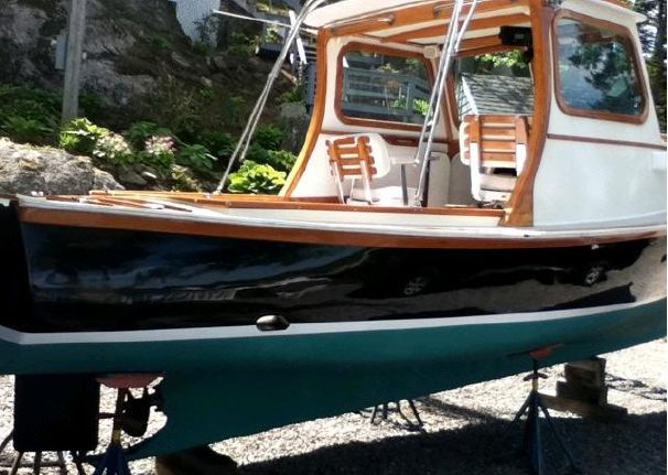 ... Lowell design Lobster Boat Power Boat For Sale - www.yachtworld.com