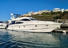 2001 Sunseeker Manhattan 56