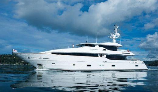2017 Monte Fino 122 Tri-deck
