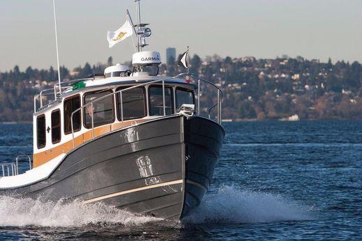 2018 Ranger Tug 25