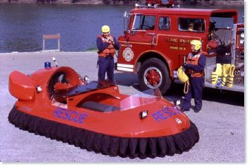 2020 Neoteric Hovercraft Rescue 3626