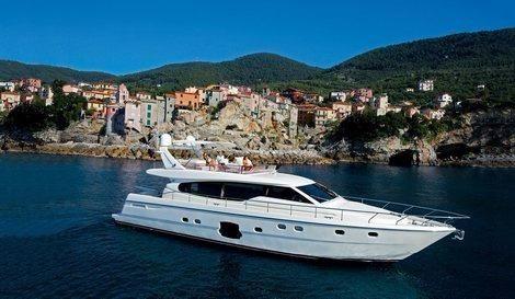 2007 Ferretti Yachts 630